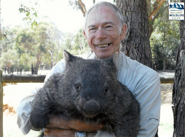 A wombat called Boo