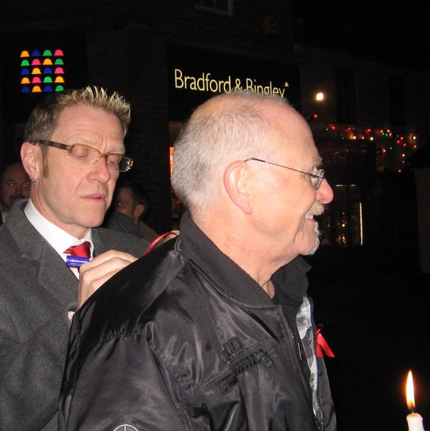 Vigil 2004 Keith Mike W