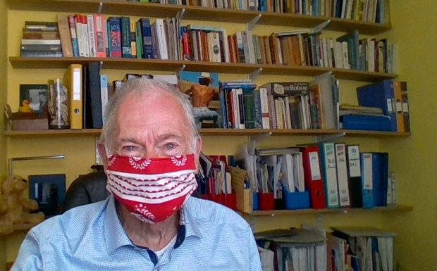 Masked Maurice